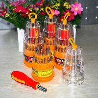 30 in1 Precision Torx Screwdriver Pocket Set Repair Tools For Cell Phone PDA PC