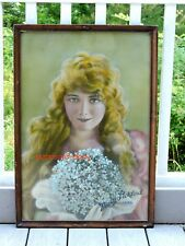 MARY PICKFORD HISTORIC 1-OF-KIND BROADWAY THEATRE PLAY POSTER