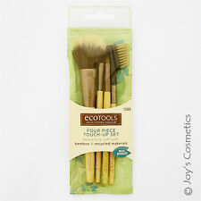 "1 ECOTOOLS Makeup Brush - 4 Piece Touch-Up Set  ""ET-1289""   *Joy's cosmetics*"