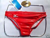 Mizuno Men's pvc rubber Water Polo suit Trunks briefs swimsuit speedo leather