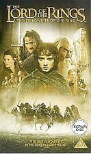 The Lord Of The Rings - The Fellowship Of The Ring (VHS  2002) - FREE POSTAGE**