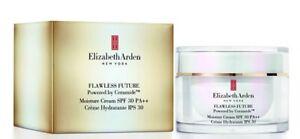 Elizabeth Arden Flawless Future Moisture Cream WITH SUNSCREEN - 50ml/1.7oz BOXED