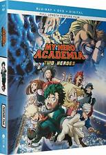 My Hero Academia: Two Heroes (Blu-ray + DVD)