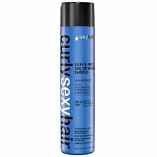 Sexy Hair Curly Sulfate-Free Curl Defining Shampoo 300ml for women