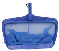 Swimline Hydro Tools 8040 Professional Heavy Duty Deep Bag Leaf Rake Pool Net