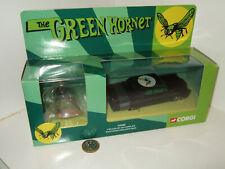 Corgi CC50902 The Green Hornet Black Beauty with White Metal Kato Figure, 1:36