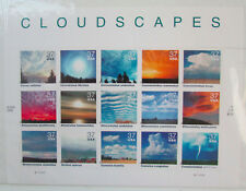 2003 US Stamps MNH CLOUDSCAPES Sheet of 15 37 Cent USPS