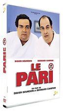 DVD *** LE PARI ***  Didier BOURDON, Bernard CAMPAN