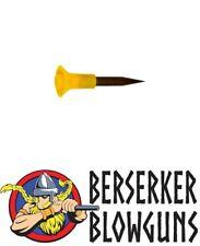 25 pack -  .40 cal Spike Blowgun Hunting Darts by Berserker Blowguns