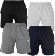 ✅ SLAZENGER Jersey Herren kurze Hose Sport Fitness Freizeit Trainings Shorts NEU