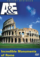 ANCIENT MYSTERIES: INCREDIBLE MONUMENTS OF ROME - DVD - Region 1 - Sealed