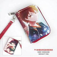 Anime Haikyuu!!! Haikyuu Cosplay PU Leather short Purse Wallet