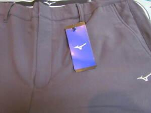Mizuno golf trousers 38/31 grey