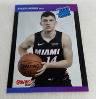 2019 20 Tyler Herro Panini Instant Donruss 1989 Retro Rated Rookie 1Of 3431