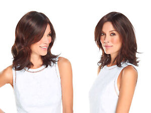 Minka Medium Lace Front Light Weight Monofilament Jon Renau Wavy Wigs