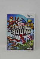 Marvel Super Hero Squad (Nintendo Wii, 2009)