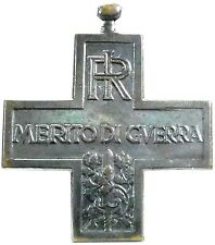 Repubblica Italiana (CROCE al Merito di Guerra) Medaglia