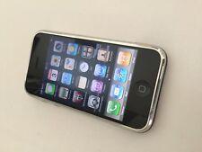 Apple iPhone 1. Generation - 8GB - Schwarz in OVP sehr guter Zustand 2G #305