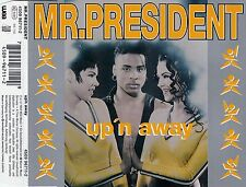 MR. PRESIDENT : UP'N AWAY / 3 TRACK-CD - TOP-ZUSTAND