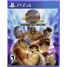Street Fighter: 30th Anniversary Collection PS4 [Brand New]