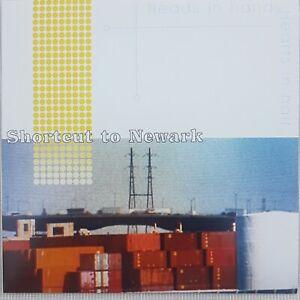 "SHORTCUT TO NEWARK - ""Heads in Hands...."" 7"" single  on beautiful sky Blue vinyl"