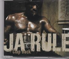 Ja Rule-Clap Back cd maxi single