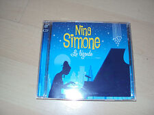 CD  NINA SIMONE la légende