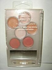 Revlon Skinlights Custom Shimmery Lipcolors Gloss, 6 Shades of Mother Of Pearl