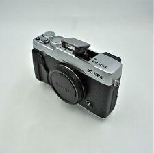 Fujifilm X-E2S Mirrorless Digital Camera - Silver, Body Only **OPEN BOX**