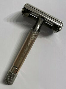 Vintage Gillette Double Edge Safety Razor - Not Dated
