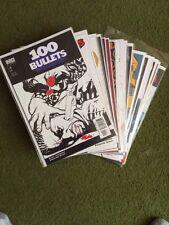 100 Bullets 17 Book Lot DC Vertigo Comics Brian Azzarello Eduardo Russo