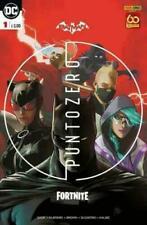 BATMAN FORTNITE PUNTO ZERO n° 1 (con CODICE FORTNITE) Fumetto PANINI