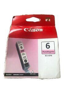 Canon Ink Cartridge BCI-6PM Magenta
