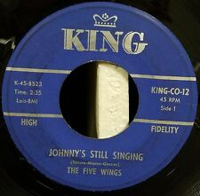 Five Wings / Swallows / DooWop 45 / Johnny's Still Singing / I Only Have Eyes