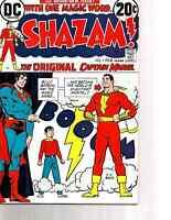 SHAZAM #1   1st appearance Captain Marvel. Bronze age 1973 / NM