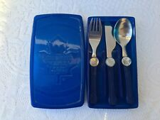 NHL Toronto Maple Leafs 3 pc cutlery set 'Le Lunch' by deel distribution (70)