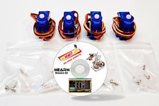 MeArm and ArmUno Robotic Arm Compatible Servo Motors & MeCon Control Software