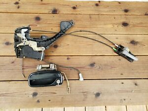 2000-2006 TUNDRA 3.4 4.7 4.0 FRONT LEFT DRIVER DOOR LATCH LOCK ACTUATOR OEM PWR