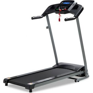 Best Choice Products 800W Portable Folding Electric Motorized Treadmill Machine