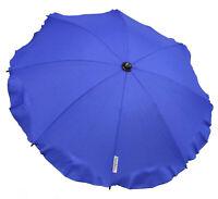 Universal Baby Parasol Waterproof Fit Maclaren Techno Xt pram/stroller Blue