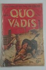 Comic Book - M.G.M.s Quo Vadis 1952 - Sungravure Pty. Ltd Australia