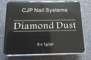 Cjp Diamond Dust Nail Art Glitters