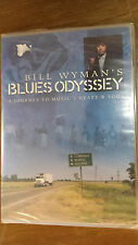 Bill Wyman's Blues Odyssey RARE OOP SEALED PAL DVD