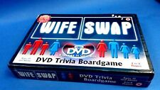 BRAND NEW & SEALED ~ Wife Swap DVD Trivia Board Game Hilarious Great Adult Fun