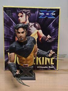 "Marvel X-Men ""Wolverine"" 7 Inch Ultimate Bust - Diamond Select w/ COA"