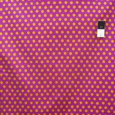 Kaffe Fassett GP70 Spot Magenta Cotton Fabric By Yd
