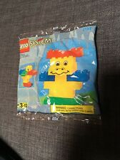 LEGO System FreeStyle #2122 Sealed bag 14 Pieces  1997 Ages 3-12 Rare HTF