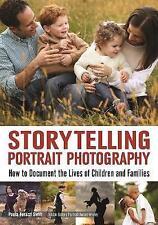 Storytelling Portrait Photography - Paperback NEW Swift, Paula Ferazzi NEW