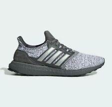 Adidas Ultra boost DNA Grey Metallic Silver Mens FW4898