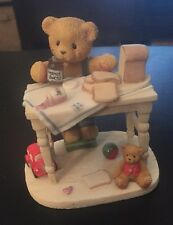 Cherished Teddies '99 661856 Fred You're The Best Thing Since Sliced Bread 9190
